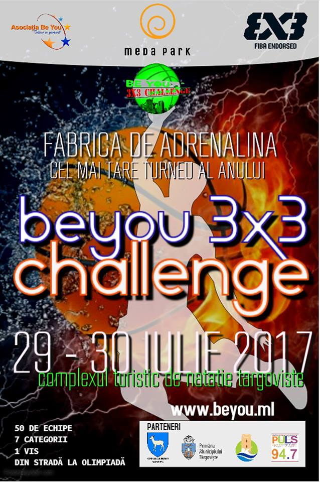 Sustinem Be you challenge 3x3