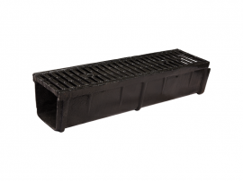 CHANNEL & GRATING FOR SEWERS (FRD20)